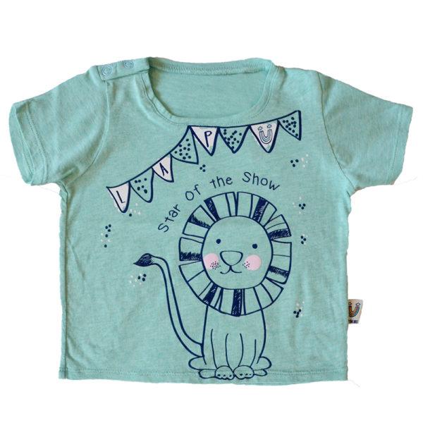 t-shirt-verde-leon-LAPU